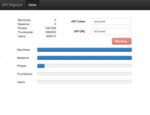 API migration tool